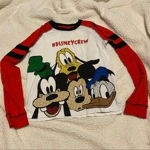 Disney Boys Long Sleeve